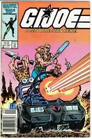 G.I. JOE A Real American Hero! # 51 (1986) Marvel Comic GI Joe Newstand NICE