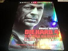 "COLLECTOR 2 DVD NEUF ""DIE HARD 4, DIRECTOR'S CUT : RETOUR EN ENFER"" Bruce WILLIS"