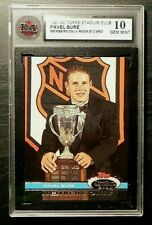 1991-92 91/92 Topps Stadium Club MEMBERS ONLY Pavel Bure ROOKIE KSA GRADED 10 GM