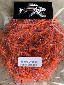 15mm Orange Nano Straggle