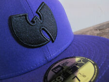 "Wu-tang Clan ""Purple Tape"" 59FIFTY New Era Fitted Cap sz 7 7/8 hat raekwon rare"