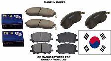 OEM Front & Rear Ceramic Brake Pads Set For Hyundai ELANTRA 2011-2016