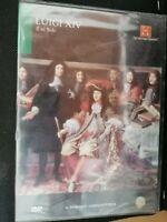 DVD Film Documentario LUIGI XIV      il  RE SOLE History Channel