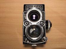 Rolleiflex 2.8F mit Carl Zeiss Planar 80mm f2.8
