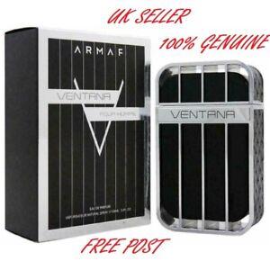 Armaf Ventana Pour Homme EDP 100ml Spray for Men, Made in France - NEW