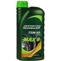 1 Liter Original FANFARO Getriebeöl MAX 6 75W-90 Gear Oil Öl