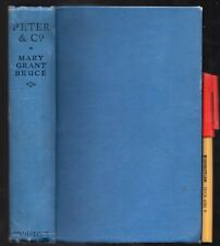 MARY GRANT BRUCE Peter & Co 1940s publication (see pic for date; 3 or 8?