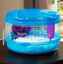 Cage Critter Trail 360 Degree Habitat Circular Shape - Hamsters, Mice Small Pets
