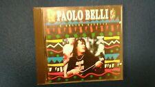 BELLI PAOLO  - & RHYTHM MACHINE. CD TIMBRO ROSSO  SIAE A SECCO