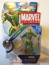 "Marvel Universe Avengers Infinite figures 3.75"" Brand New/MOC Electro"