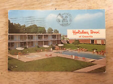 Holiday Inn of Crossville Cumberland Co Tennessee Vintage Postcard Posted 1978