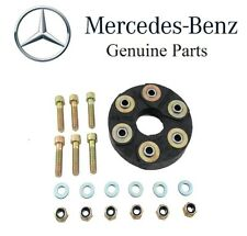 Mercedes W124 W202 W210 W220 C208 R129 Rear Drive Shaft Flex Joint Disc Kit OES