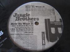 Jungle Brothers - How Ya Want It - Original Stock NEW
