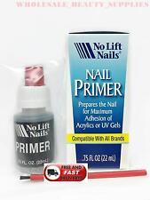 No Lift Nails- Nail Primer for Acrylics or UV Gels.75oz/22ml