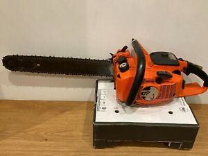 Echo 550EVL Chainsaw Available Worldwide