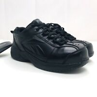Reebok Shoes Men s 6.5 Black RB1860 Jorie EH Composite Toe Shoes work  sneakers dc3b94099