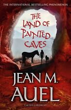 The Land of Painted Caves,Jean M. Auel