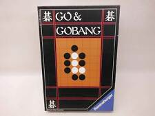 RAVENSBURGER - GO + & GOBANG - SCHWARZER KARTON