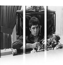 Bild auf Leinwand Al Pacino Scarface XXL Poster Leinwandbild Wandbild