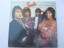 Smokie – Bright Lights And Back Alleys LP, Aus, Vinyl NM