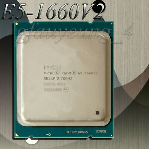 Intel Xeon E5-1660 v2 SR1AP 6 Core 12 Threads LGA 2011/Socket R CPU Processor
