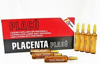 PLACENTA PLACO FOR HAIR INTENSIVE TREATMENT AMPOULES AGAINST HAIR LOSS 12X10ml
