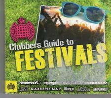 (GJ55) Ministry Of Sound, Clubbers Guide To Festivals - 2011 CD