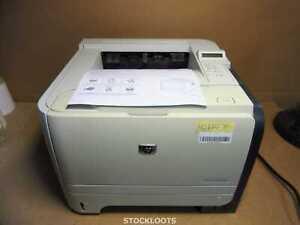 HP P2055DN CE459A A4 33ppm Mono LaserPrinter LAN USB Drucker Duplex 92774 PRINTS