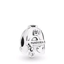 1865254-pandora Bead Charm Donna Argento - 797859cz