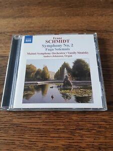 Franz Schmidt: Symphony No. 2; Fuga Solemnis