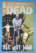 The Walking Dead #118 All Out War Image Comics 2013