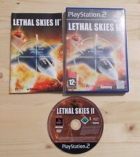 Lethal Skies Sony PS2 Complet