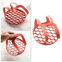Pressure Cooker Sling Silicone Bakeware Accessory Lifter Ni Cookers Kitchen V5U8