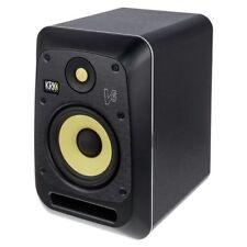KRK v6 s4 Cash Speaker Monitor Bi-Amplified 12 Watt X Studio Broadcast