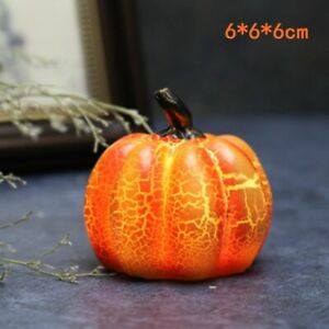 Candle Stick Table Top Halloween Light LED Colorful Pumpkin Party Decorations