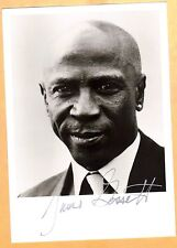 Louis Gossett, Jr-signed photo-33 abc - JSA coa