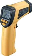 Professional Digital Infrared IR Thermometer Pyrometer Emissivity with 0.01 to 1