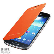Genuine Original Samsung GT-i9190 Galaxy S4/S 4/IV Mini Flip Cover Case Pouch