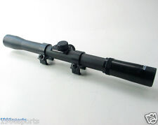 Hunting 4x20 Scope Mounts Telescopic Scope for .22 caliber rifles and Air Guns