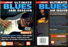 Lick Library - Ultimate Blues Jam Session Vol. 2