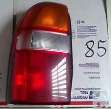 98-05 CHEVY TRACKER & SUZUKI GRAND VITARA DRIVER LEFT SIDE TAIL LIGHT ASSEMBLY