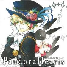 Pandora Hearts anime Tv Soundtrack Cd Japanese Cd Limited Edition