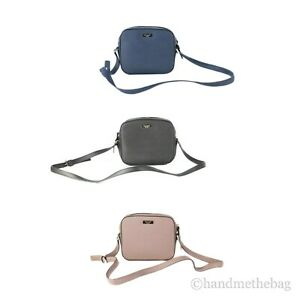 Kate Spade (Wkru2039) Newbury Lane Cammie Saffiano Leather Crossbody Bag