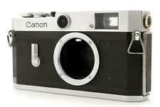 【NEAR MINT】 Canon P 35mm Rangefinder Film Camera body from Japan #93A