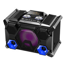 Ibiza Soundbox 400W USB SD FM & Bluetooth PA Speaker HiFi PA Sound System