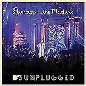 Florence + The Machine - MTV Unplugged [New & Sealed] CD+DVD