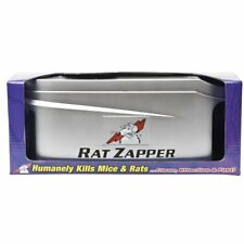New Rat Zapper Ultra Rodent mouse rat electronic Trap Rzu001 Free Shipping