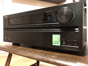Onkyo TX-NR609 AV Receiver/Home Cinema Surround Amplifier Spares/Repair FAULTY