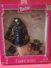 Barbie Mattel  Barbie & Kelly Fashion Avenue Outfit Jeans 96'