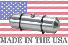 8X20 Spun Aluminum Gas Tank 4 Gallons - Buggy, Farm Machinery, Sandrail